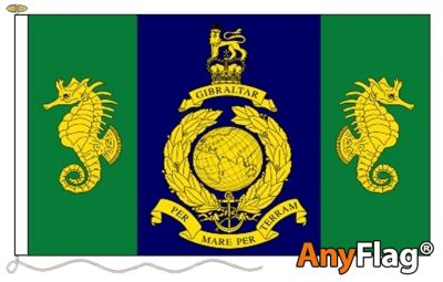 - LOGISTIC REGIMENT ROYAL MARINES ANYFLAG RANGE - VARIOUS SIZES